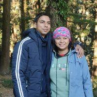 Keerti and Saurabh's Photo