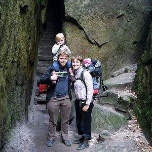 Jola, Róża, Berenika and Jarek Kania's Photo