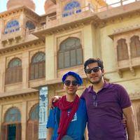 Mehrnaz  & Mohamad's Photo