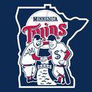 Minnesota Twins baseball game's picture
