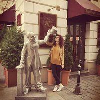 Kristina Amidzic's Photo