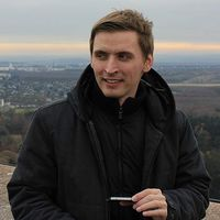 Ivan Namestnikov's Photo