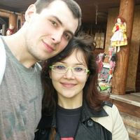 Dila and  Andrey's Photo