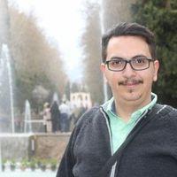 Ahmad Sadeghi's Photo