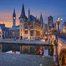 фотография City tour Ghent (free)