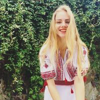 Daryna Mazur's Photo