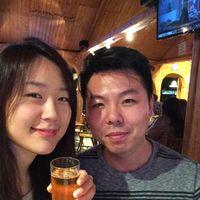 Joey &  Heejin's Photo