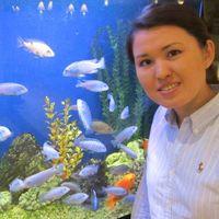 Meruyert Beisenbayeva's Photo