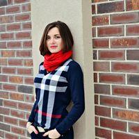 Tetiana Iakubych's Photo