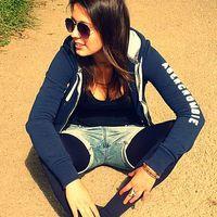 Melania Mikulova's Photo