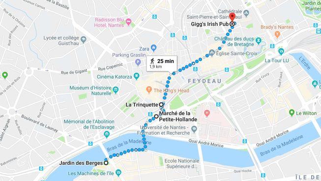 Un samedi midi au Marché de la Petite-Hollande | Nantes ...
