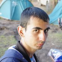 Khachik (eng.  Christopher) Khochkiyan's Photo