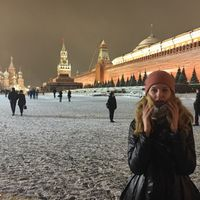 Olya Kapustkina's Photo