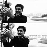 Le foto di Daniyar Kadyrbayev