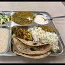 Free Indian Food At Temple 's picture