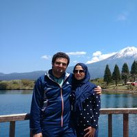 Ali & Zahra Ziaratnia's Photo