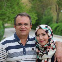 Mehrdad and Leila Sobhani's Photo