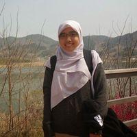 Nur Afiqah Bte Azman's Photo