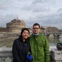 Miyoung et Benoit Bégué's Photo