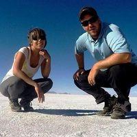 Camila Fuster y Mariano Bourguet - Trayectorias en Viaje's Photo