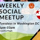 Weekly Social Meet Up- CS DC Official Happy Hour's picture