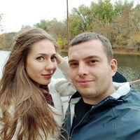 Mihail and Inna Kulikov's Photo
