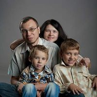 Pavel and Tatiana Soloviov's Photo