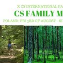 X CS International Family Weekend 3-5 August 2018 's picture
