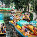 Trajineras At Xochimilco 's picture