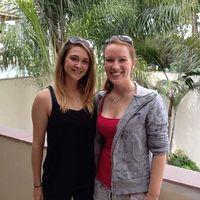 Fiona  and Fredrika's Photo