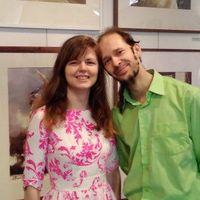 Yulia and  Artem's Photo