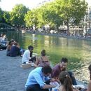 Picnic & drinks by the canal :)'s picture