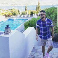 Panagiotis Rousias's Photo