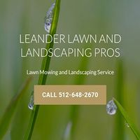 Leander Lawn and Landscaping Pros's Photo