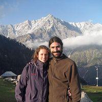 Sarah and Luis's Photo