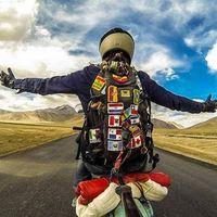 Vivek Throttlerz's Photo
