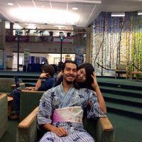 Ryan & Yumie's Photo
