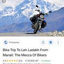 Manali Leh Manali Bike Tour's picture