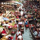 Floating Markets and Railway Market in a day trip!'s picture
