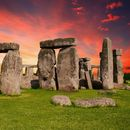 summer solstice at Stonehenge's picture