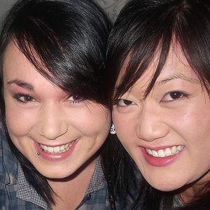 Joanna and Siv