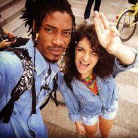 Mike & Aura  Dq's Photo