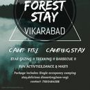 Camping in Ananthagiri hills (Vikarabad)-12th & 13's picture