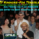 🎤Karaoke Night Terrible singers wanted!! :P🎤's picture