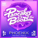 The Phoenix Pancakes and Booze Art Show's picture
