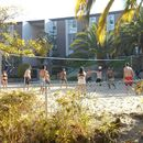 Beach Volleyball at a Resort's picture