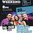 Pub Crawl Athens every Friday's picture