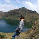 Camping en laguna/crater Angascocha's picture