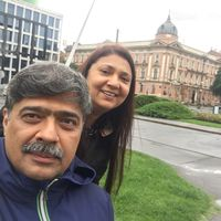 Fotos de Ashwani and Meera Nayar