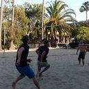 Foto de Beach Volleyball at a Resort